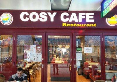 cosy cafe - Cosy Cafe Restaurant